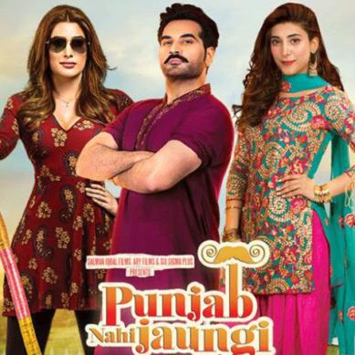 'Punjab Nahi Jaungi' becomes highest grossing Pakistani movie of all time
