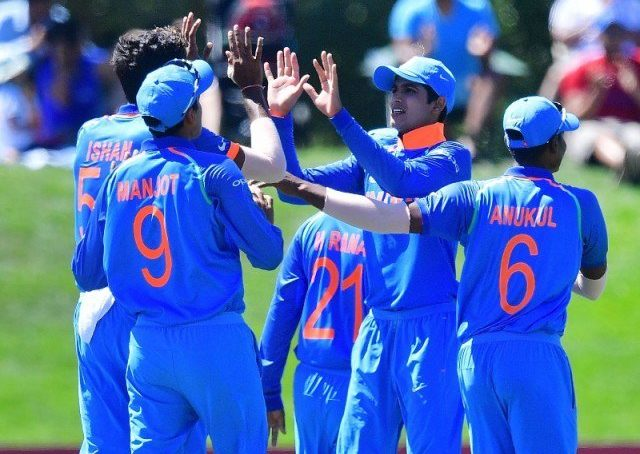 U19 World Cup: India won by 203 runs, beating Pakistan to book spot in finals