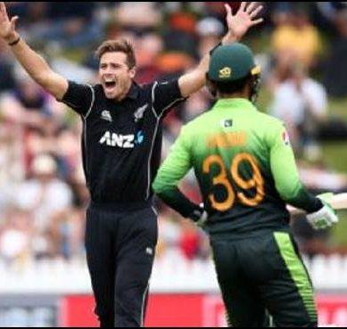 New Zealand win 1st T20 against Pakistan