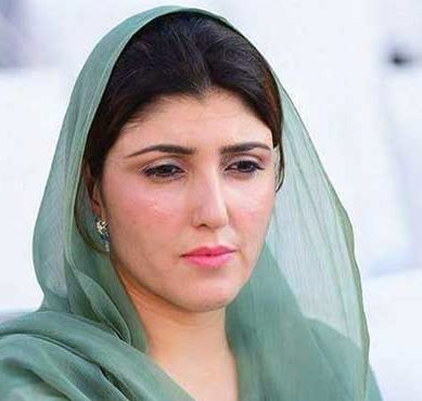 Ayesha Gulalai Wants To Be Locked In A Room With Imran Khan