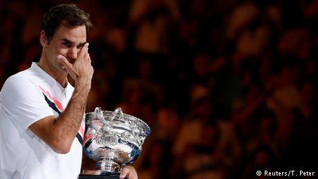 Federer wins his sixth Australian Open
