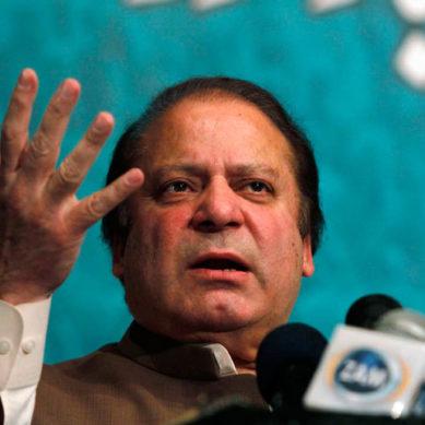 PTI urges SC to take notice of Nawaz's diatribe