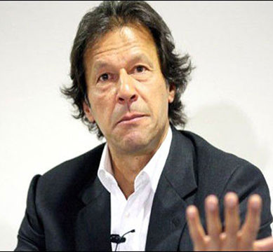 Imran under fire for statement against parliament