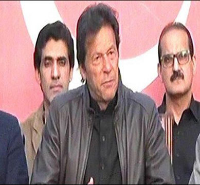 Explosive Press Conference turned into Smoke: Imran Khan defends his statement cursing Parliament
