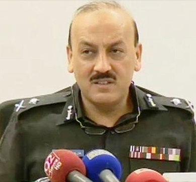Sindh IGP seeks intelligence agencies' help to nab Rao Anwar