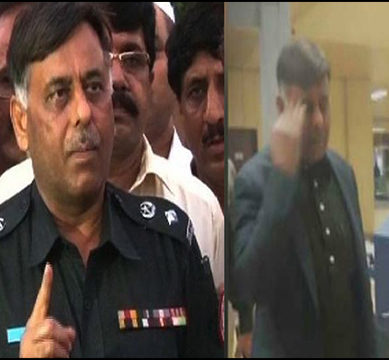Naqeeb murder case: FIA thwarts Rao Anwar's attempt to flee country