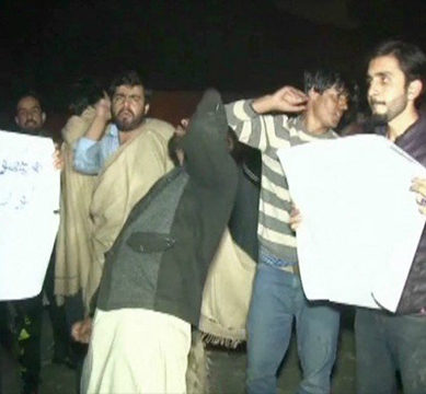 150 booked after two student groups brawl at Punjab University
