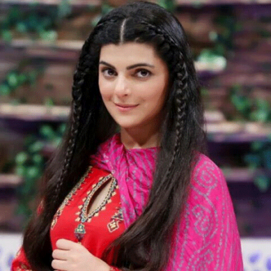 Meera's sister is gearing up for her TV debut alongside Shahroz Sabzwari