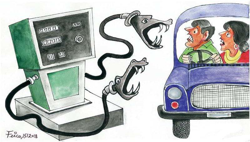 Oil on the boil is bad news for govt