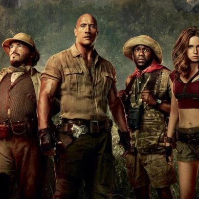 Box Office: 'Jumanji: Welcome to the Jungle' roars past 'Star Wars: The Last Jedi,' 'Insidious 4'