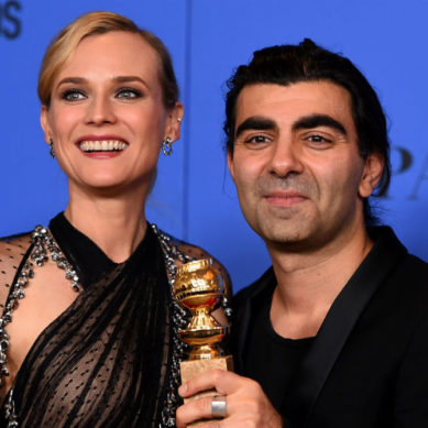 Germany's In the Fade wins Golden Globe for foreign film