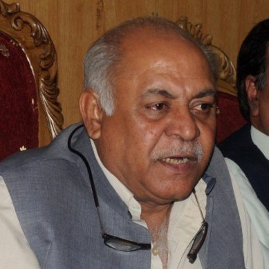 Bizenjo vows to address problems with opposition's help