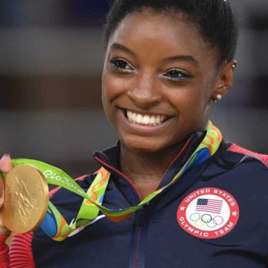 Simone Biles: Larry Nassar abused me, says four-time Olympic champion