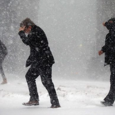 'Bomb cyclone' in US East Coast kills at least 4