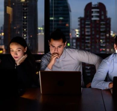 The negative effects caused by working at night in the human body