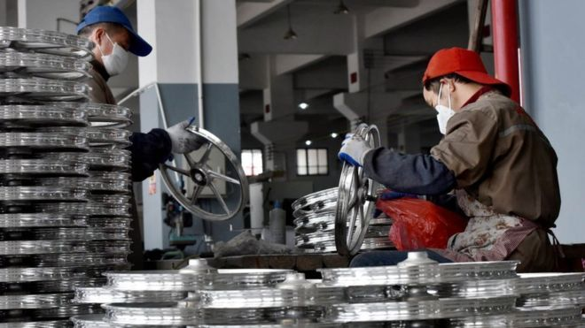 China: the doubts that awake the spectacular economic growth of the second richest country in the world