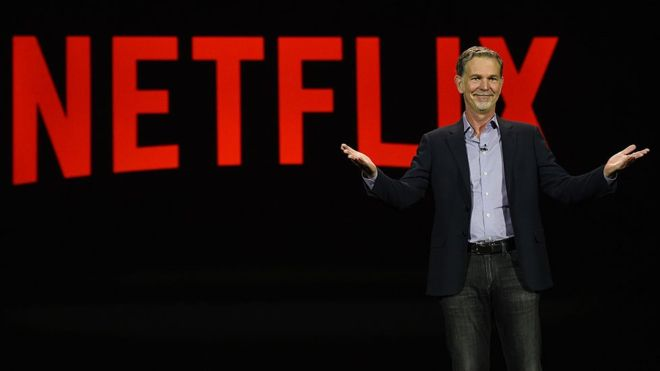 What's behind the unstoppable success of Netflix in 2017