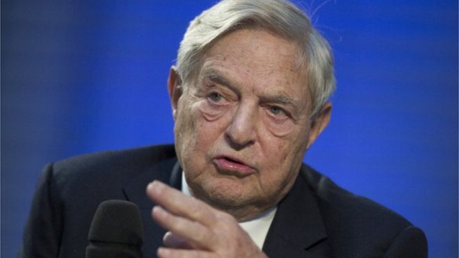 """The days of Facebook and Google are numbered"": the harsh criticism of the billionaire George Soros against the technological giants"