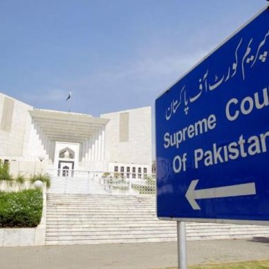 SC to hear pleas against poll law with Sharif-specific amendment