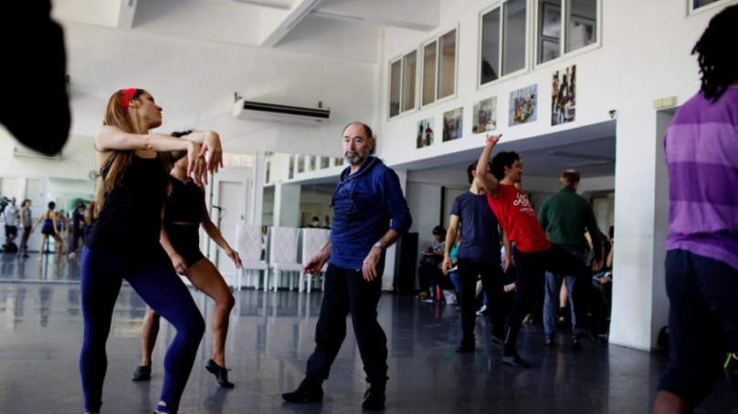 Ballet star Acosta's company is part of Cuban arts rebirth