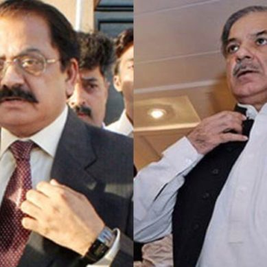 Shahbaz, Sana woo pirs, clerics as MPC deadline expires