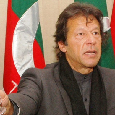 With rulers like these who needs enemies to defame Pakistan: Imran
