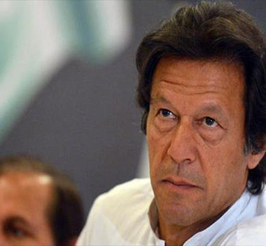 Imran flays parliament for allowing 'criminal' to become party chief