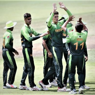 Pakistan is in semi finals: beat South Africa to join Australia in last four of Under-19 Cricket World Cup