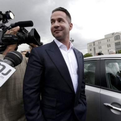 'Jersey Shore' star Sorrentino to plead guilty in tax case