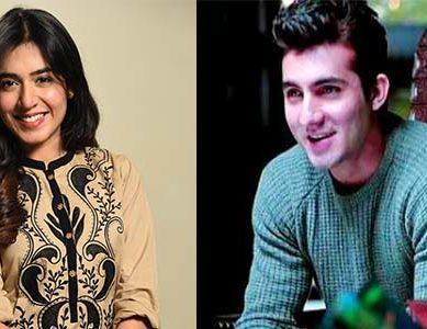 Mansha Pasha and Shahroz Sabzwari team up for drama 'Parwarish'