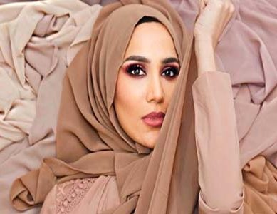 L'Oréal Paris features a hijab-wearing model for its new hair campaign