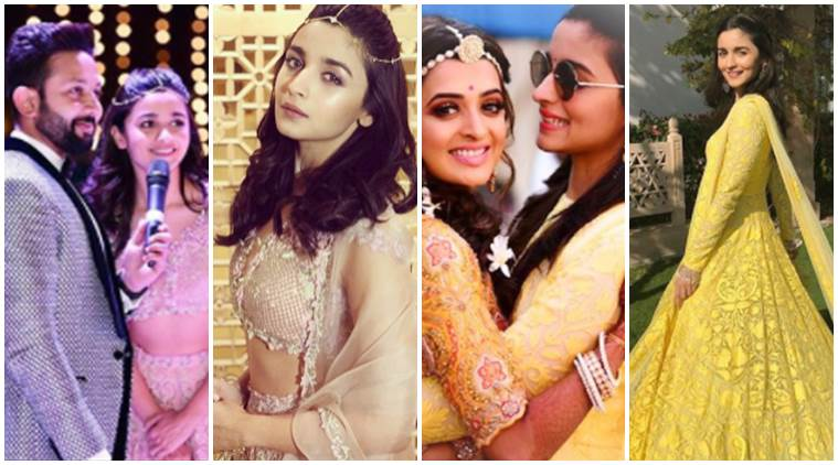 Alia Bhatt is a picture of fun and frolic at her best friend's wedding; see photos, videos