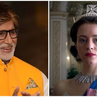 Amitabh Bachchan on how Netflix's The Crown affects him