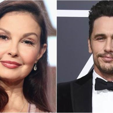 Ashley Judd praises James Franco for response to sexual misconduct claims