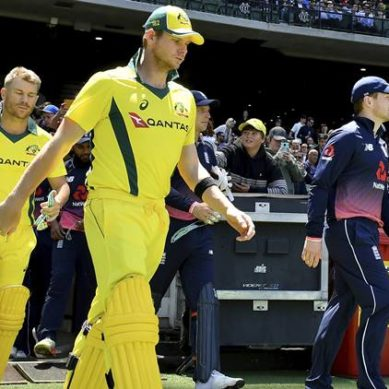 Australia vs England Live Score 4th ODI: Moeen Ali's resistance comes to an end, departs on 33