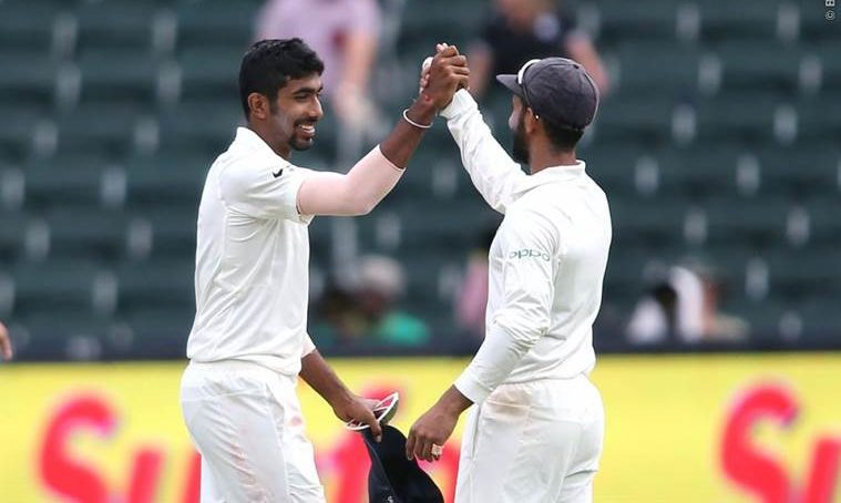 India vs South Africa 3rd Test, Day 2: If we get it from them, we can give it back as well, says Jasprit Bumrah