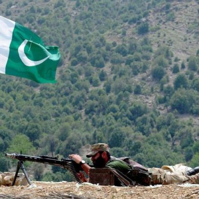 Pakistan spent Rs67b on border control alone