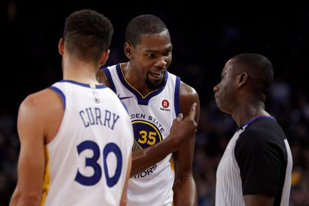 NBRA accepts Kevin Durant's apology