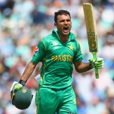 Azhar, Fakhar hit tons in crushing win for Pakistan