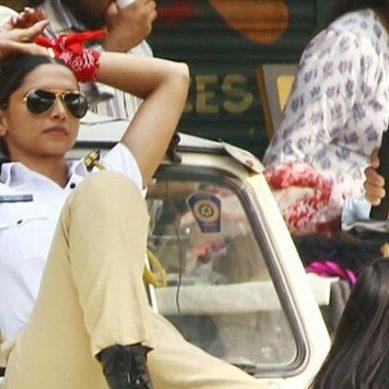 Deepika Padukone's new badass cop look is a welcome change from Padmaavat