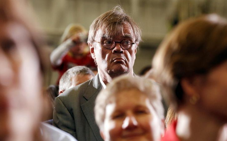 Radio host Keillor fired over 'dozens' of incidents: network