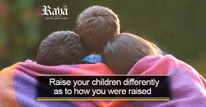Raising Your Kids Differently – Parenting 101 (Rava Special Report)