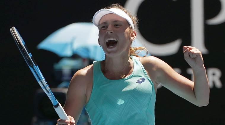 Australian Open 2018: Elise Mertens stuns Elina Svitolina to reach Melbourne semis