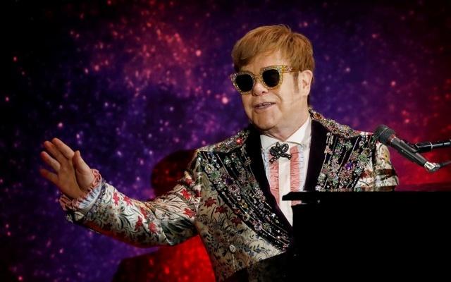 Goodbye yellow brick tours; Elton John announces farewell world concerts