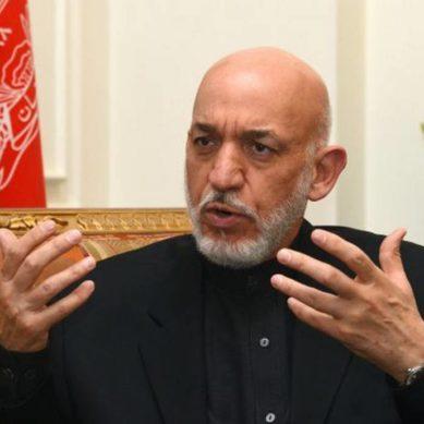 Former Afghanistan President Hamid Karzai praises Trump's tweet against Pakistan