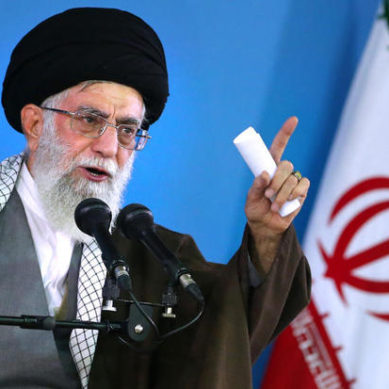Iran has foiled plot to overthrow system, says Khamenei