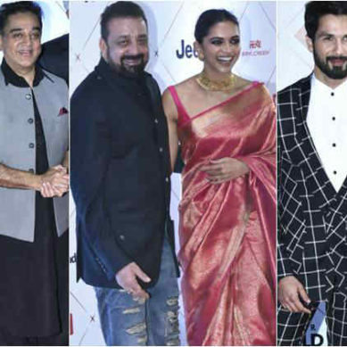 From Rekha and Sridevi to Kamal Haasan and Amitabh Bachchan, a look at the HT Most Stylish Awards 2018 winners