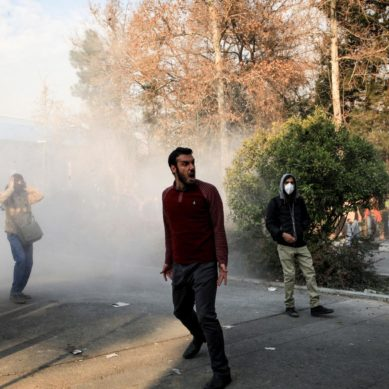 13 killed as Iran sees worst day of unrest