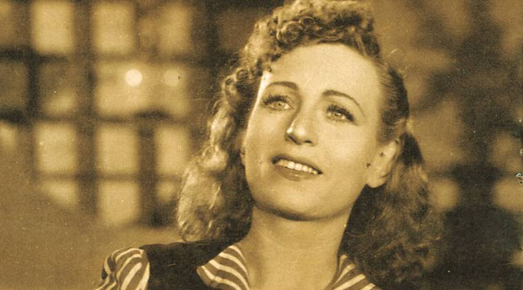 Who was Fearless Nadia?