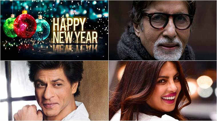 Happy New Year 2018: Shah Rukh Khan, Priyanka Chopra, Alia Bhatt, Akshay Kumar and others send warm wishes to fans